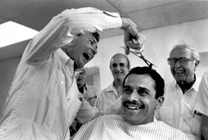 Bob Graham workdays 1979 barber
