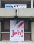 Jeb Miami Dade sign 2