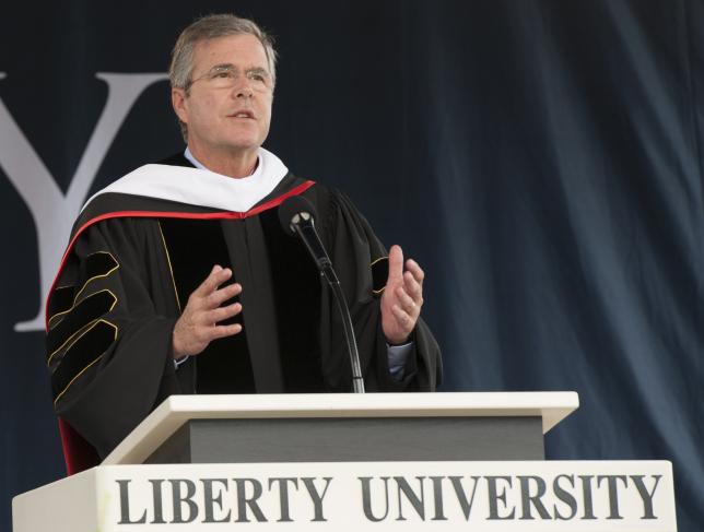Jeb bush liberty u