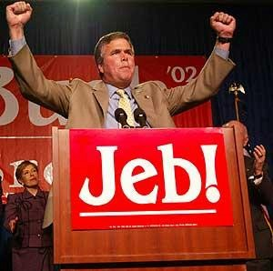 Jeb exclamation point