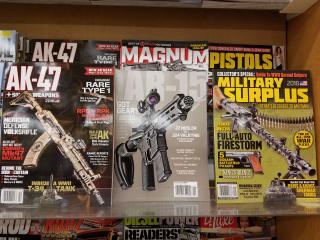 Publix magazines