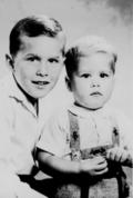 Jeb and George