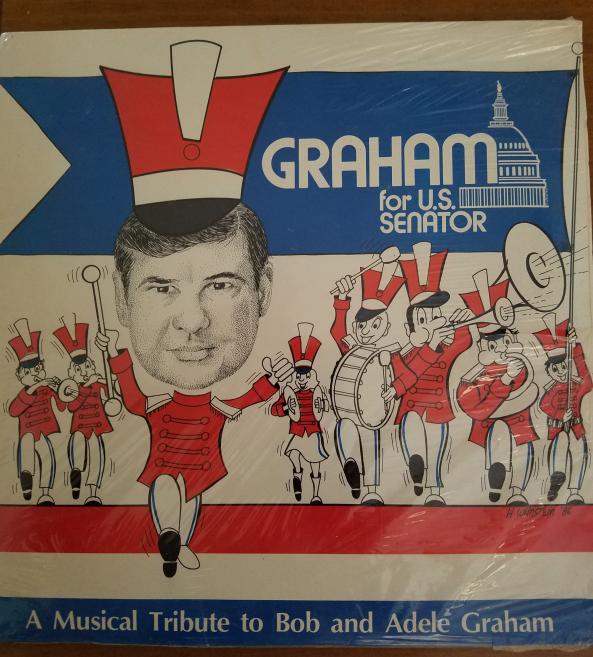 Graham Album Cover